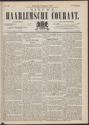 Nieuwe Haarlemsche Courant 1877-08-09