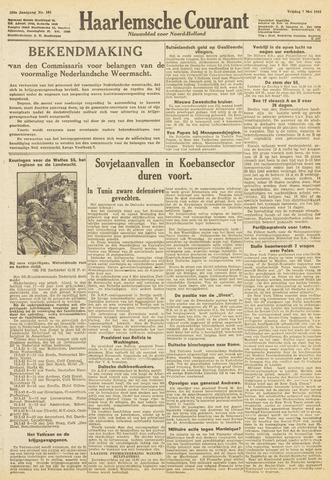 Haarlemsche Courant 1943-05-07