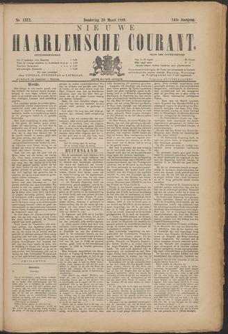 Nieuwe Haarlemsche Courant 1889-03-28