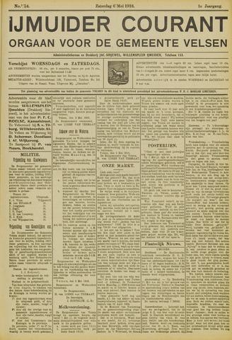 IJmuider Courant 1916-05-06