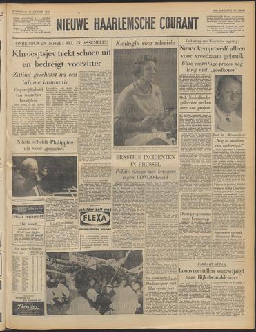 Nieuwe Haarlemsche Courant 1960-10-13