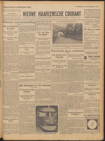 Nieuwe Haarlemsche Courant 1932-12-24