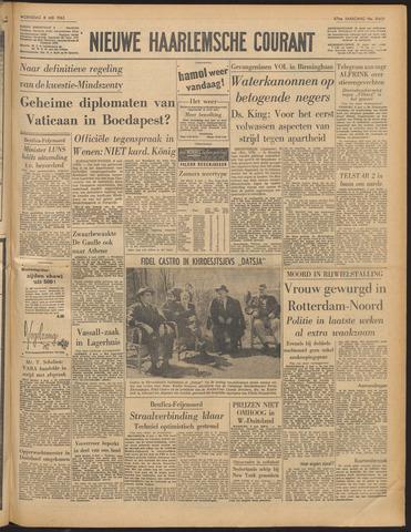 Nieuwe Haarlemsche Courant 1963-05-08