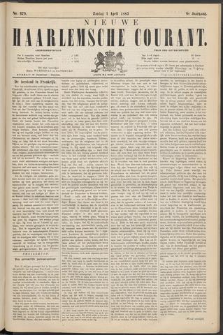 Nieuwe Haarlemsche Courant 1883-04-01