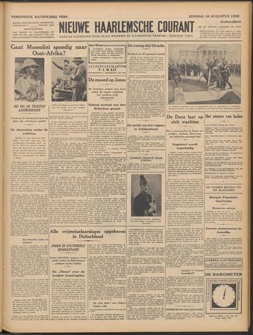 Nieuwe Haarlemsche Courant 1935-08-18