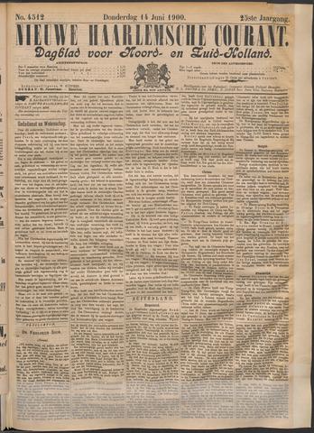 Nieuwe Haarlemsche Courant 1900-06-14