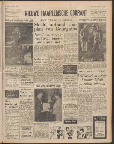 Nieuwe Haarlemsche Courant 1965-04-24