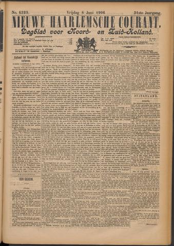 Nieuwe Haarlemsche Courant 1906-06-08