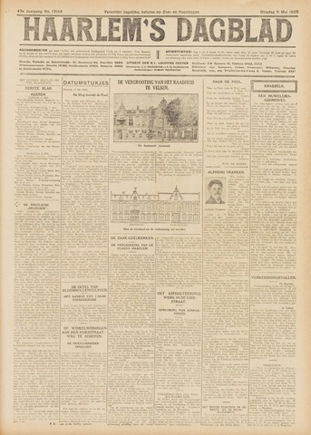 Haarlem's Dagblad 1926-05-11