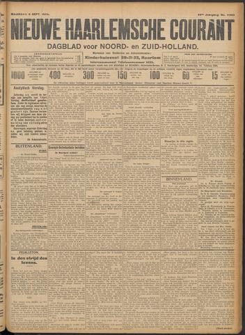 Nieuwe Haarlemsche Courant 1909-09-06