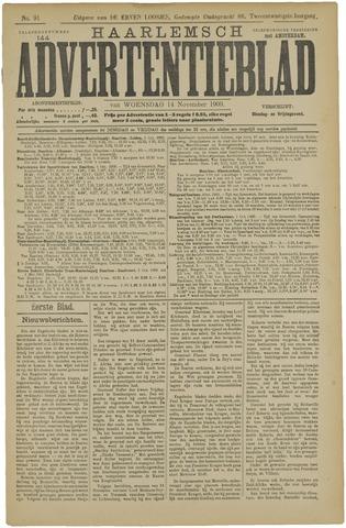 Haarlemsch Advertentieblad 1900-11-14