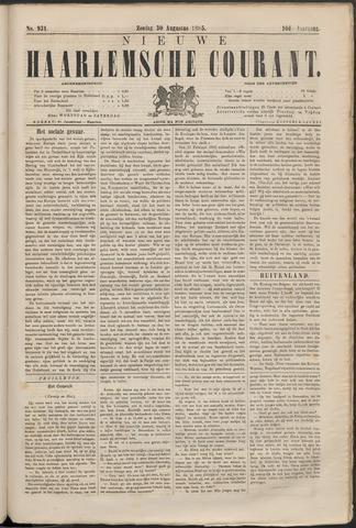 Nieuwe Haarlemsche Courant 1885-08-30