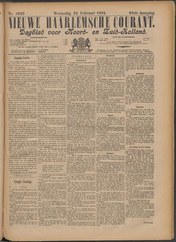 Nieuwe Haarlemsche Courant 1904-02-24