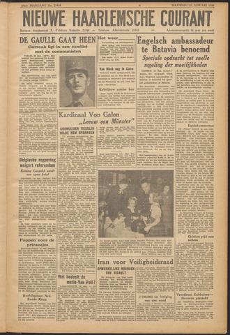 Nieuwe Haarlemsche Courant 1946-01-21