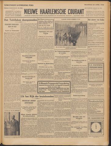Nieuwe Haarlemsche Courant 1933-04-24