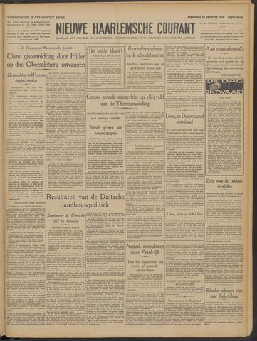 Nieuwe Haarlemsche Courant 1940-08-29