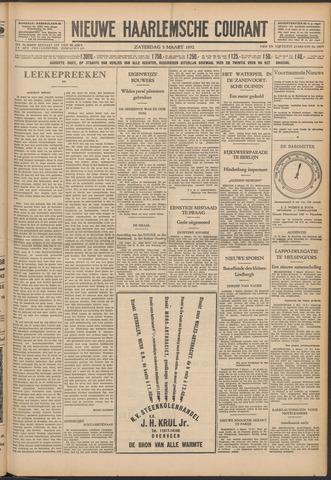 Nieuwe Haarlemsche Courant 1932-03-05