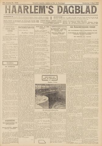 Haarlem's Dagblad 1926-03-11