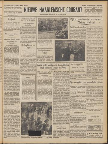Nieuwe Haarlemsche Courant 1941-02-11