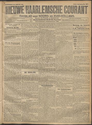 Nieuwe Haarlemsche Courant 1915-01-28