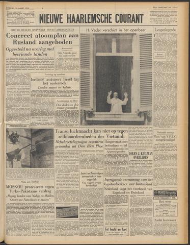 Nieuwe Haarlemsche Courant 1954-03-20