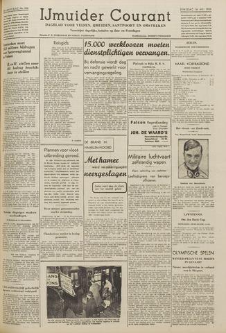 IJmuider Courant 1939-05-16