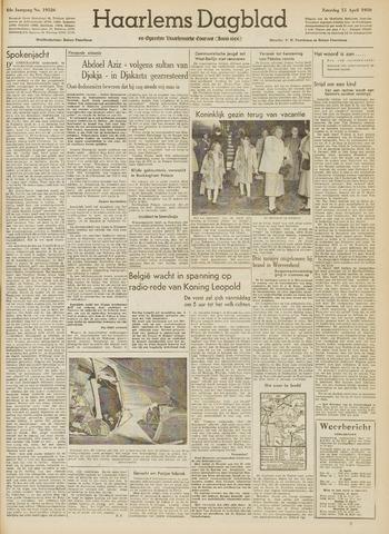 Haarlem's Dagblad 1950-04-15