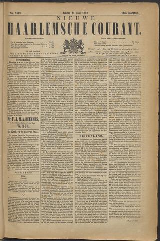 Nieuwe Haarlemsche Courant 1891-06-21