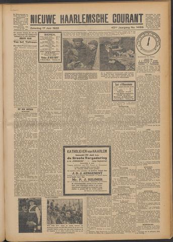 Nieuwe Haarlemsche Courant 1922-06-17