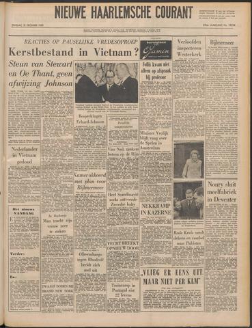 Nieuwe Haarlemsche Courant 1965-12-21