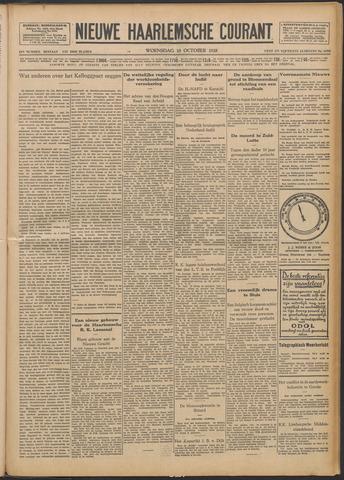 Nieuwe Haarlemsche Courant 1928-10-10