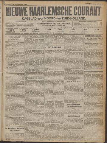 Nieuwe Haarlemsche Courant 1915-09-08