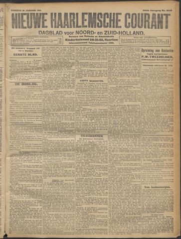 Nieuwe Haarlemsche Courant 1915-01-19