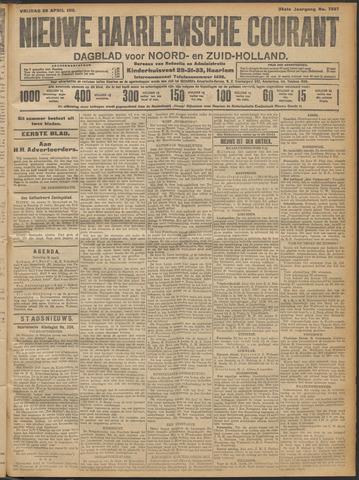 Nieuwe Haarlemsche Courant 1911-04-28