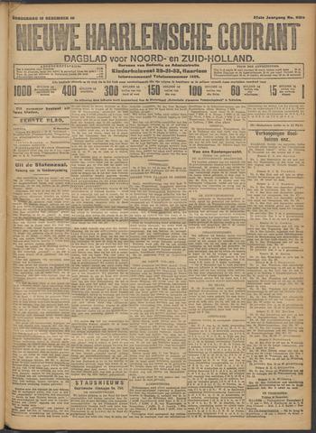 Nieuwe Haarlemsche Courant 1912-12-19