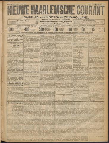 Nieuwe Haarlemsche Courant 1910-11-26