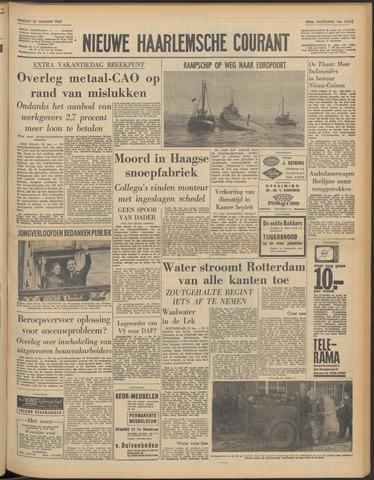 Nieuwe Haarlemsche Courant 1963-01-25