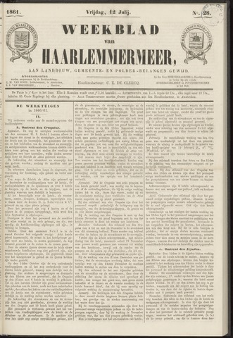 Weekblad van Haarlemmermeer 1861-07-12