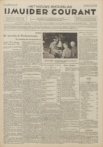 IJmuider Courant 1938-04-13