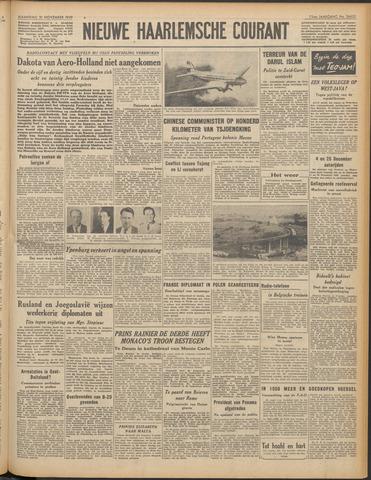 Nieuwe Haarlemsche Courant 1949-11-21