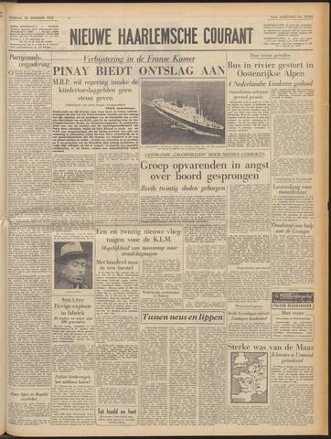 Nieuwe Haarlemsche Courant 1952-12-23