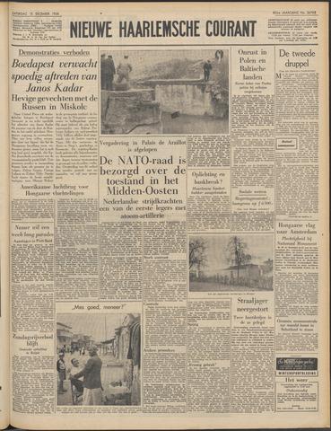 Nieuwe Haarlemsche Courant 1956-12-15