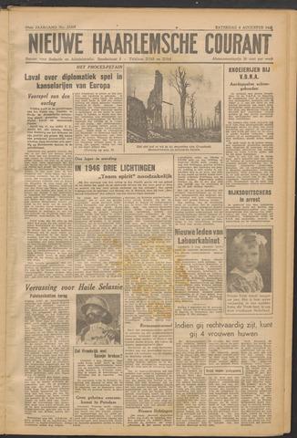Nieuwe Haarlemsche Courant 1945-08-04