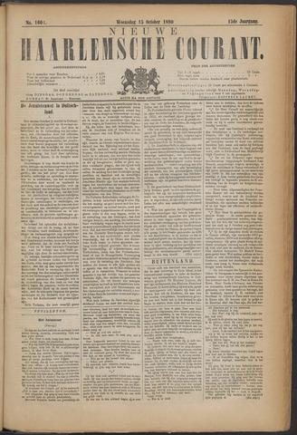 Nieuwe Haarlemsche Courant 1890-10-15