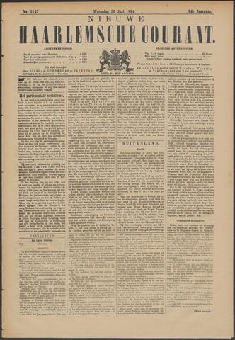 Nieuwe Haarlemsche Courant 1894-06-20