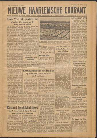 Nieuwe Haarlemsche Courant 1946-04-29