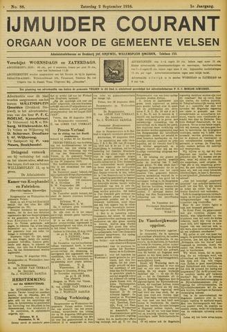 IJmuider Courant 1916-09-02