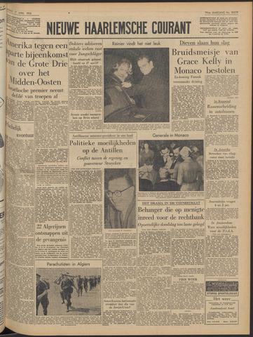 Nieuwe Haarlemsche Courant 1956-04-17