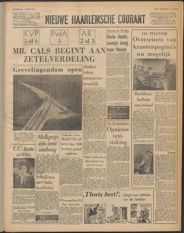 Nieuwe Haarlemsche Courant 1965-04-01