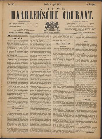 Nieuwe Haarlemsche Courant 1879-04-06